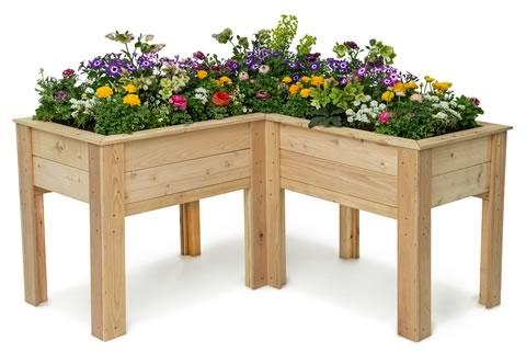 Build a garden anywhere the sun shines.